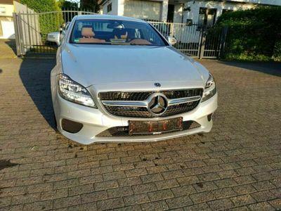 gebraucht Mercedes CLS220 BlueTEC /d *TOP ZUSTAND*