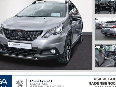 gebraucht Peugeot 2008 GT Line PureTech 110 GPF S+S EAT6 Aut. NAVI GLASD