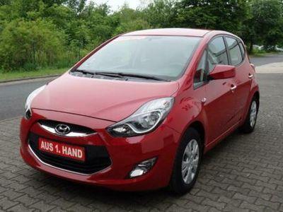 gebraucht Hyundai ix20 1.4 Edition, 1.Hand, Klima, erst 52tkm!