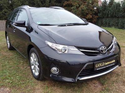 gebraucht Toyota Auris Touring Sports 1,6 Life+RÜCKFAHRKAMERA