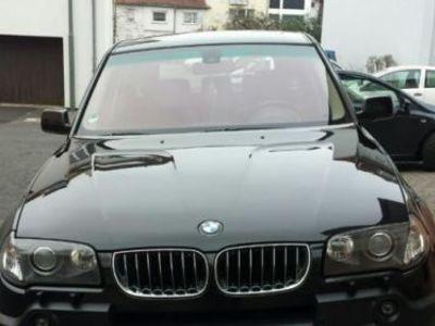 gebraucht BMW X3 Navigation & Panorama