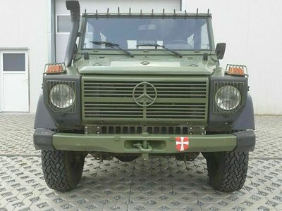 gebraucht Mercedes G240 Wolf TÜV neu + H-Zulassung