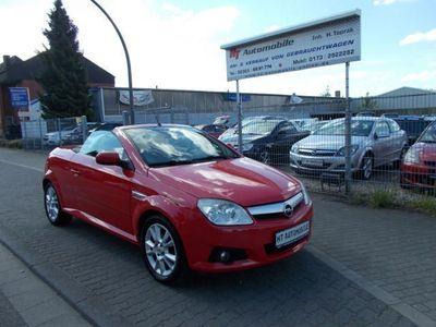 gebraucht Opel Tigra 1.4 Aut. Sport Twin Top KLIMAANLGE/TEILLEDER/MFL