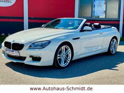 gebraucht BMW 650 Cabriolet i M Sportpaket LED HeadUp SportAutomat