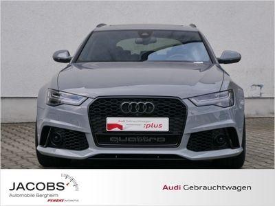 gebraucht Audi RS6 Avant performance Dynamikpaket Plus, Sportabga