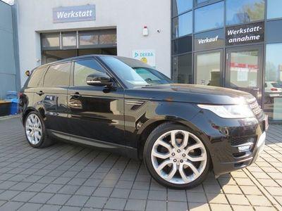 gebraucht Land Rover Range Rover Sport SE bei Gebrachtwagen.expert