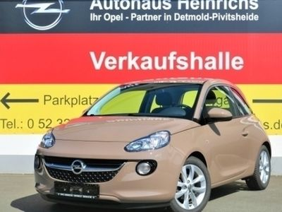 gebraucht Opel Adam Jam 87 PS Klima/Bluetooth/Tempomat/Alu