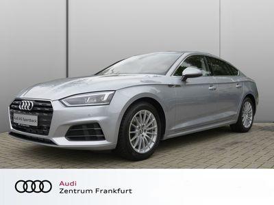 gebraucht Audi A5 Sportback Sport 35 TFSI S tronic Navi LED Tempomat PreSense Automatik Bremsass el.Heckkl.