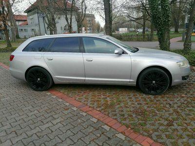 gebraucht Audi A6 Avant 2.7 TDI