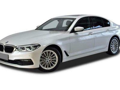 gebraucht BMW 520 520 d Sport Line Innovationsp. Navi Prof. EDC RFT