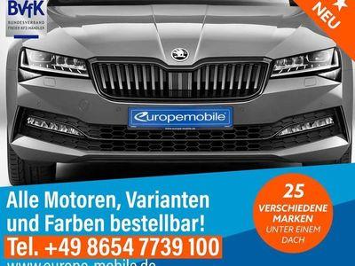 gebraucht Skoda Superb Limousine L&K MATRIX (D6) 2.0 TDI SCR 4x4 DSG 200