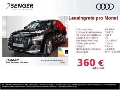 gebraucht Audi S2 TFSI 300 PS S tronic Kamera Panoramadach ACC