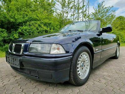 gebraucht BMW 320 Cabriolet i - TOP! TÜV NEU! -Leder -Sitzheizung