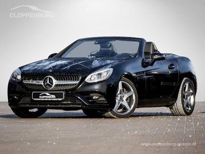 gebraucht Mercedes 250 SLCAMG-Line/Navi/LED/Airscarf/Sitzheiz.