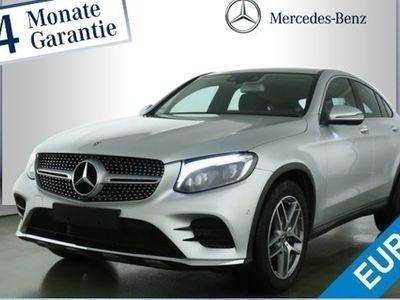 used Mercedes GLC350 d 4MATIC Coupé AMG Line Exterieur/SHD/BC Klima