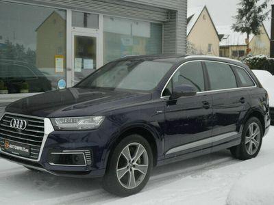 gebraucht Audi Q7 3.0 TDI qu e-tron*360/K*Pano*SoftCl*HuD*StdHz als SUV/Geländewagen/Pickup in Nürnberg