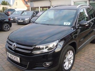 gebraucht VW Tiguan Sport & Style 2,0 l TDI 4Motion