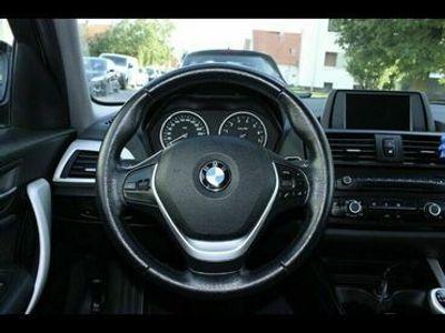 gebraucht BMW 114 1er i schwarz als in Oldenburg