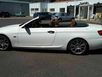gebraucht BMW 325 Cabriolet d DPF Aut. Mpaket