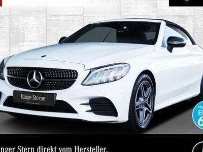 gebraucht Mercedes C200 Cab. AMG LED Night Airscarf Kamera PTS 9G