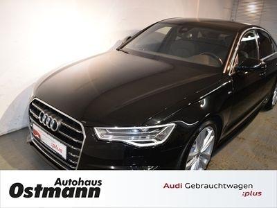 gebraucht Audi A6 Lim. 3.0 TDI quattro S-line*LED*EURO6