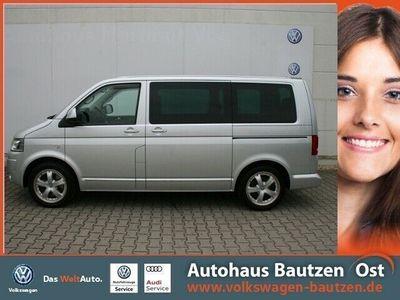 gebraucht VW Multivan T52.0 TDI 4Motion DSG HIGHLINE/AHK/XENON/ST-HZ/NAVI