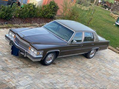 gebraucht Cadillac Fleetwood als Limousine in Naundorf