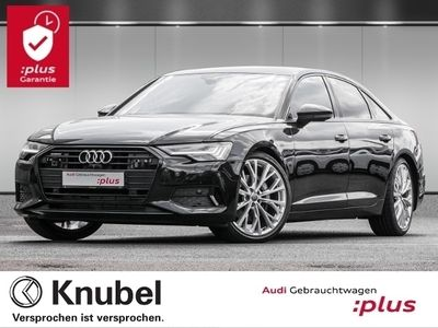 gebraucht Audi A6 50 TDI S line/Allradle./HD Matrix/B&O/Luftf.