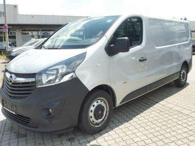gebraucht Opel Vivaro 1.6 CDTI Kasten L2H1 3-Sitzer 1.Hand