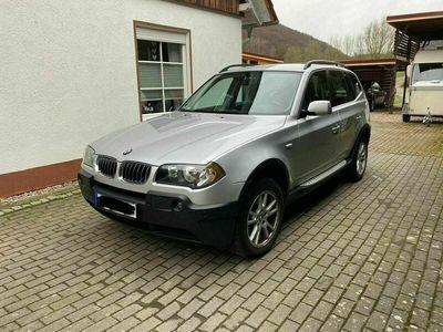 gebraucht BMW X3 2.5i Aut. ,Autogas, 6 Zylinder als SUV/Geländewagen/Pickup in DIETZENRODE