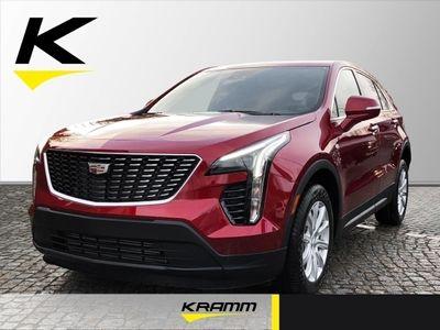 gebraucht Cadillac XT4 350T AWD Luxury LED Navi Keyless e-Sitze Rückfahrkam. Allrad Fernlichtass.