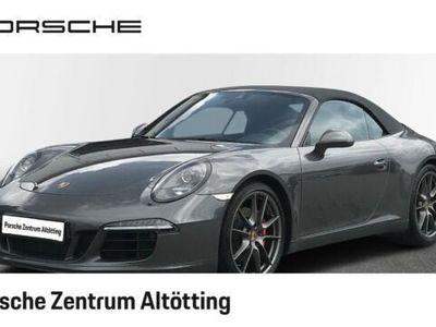 gebraucht Porsche 911 Carrera S Cabriolet 991 (911) | BOSE Surround |