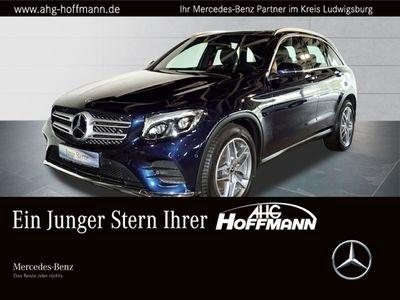 gebraucht Mercedes GLC350 d 4MATIC AMG Comand LED Pano-Dach Kamera