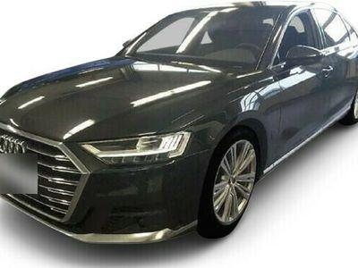 gebraucht Audi A8L A8 50 TDI Q 2x SPORT 4xMASSAGE+KLIMASITZE BuO RSR LM20