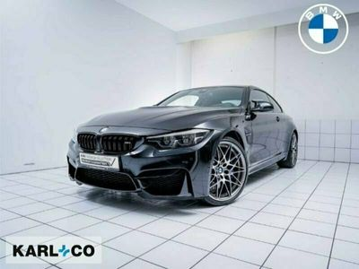 gebraucht BMW M4 Coupe harman/kardon Glasdach Rückfahrkamera Leder