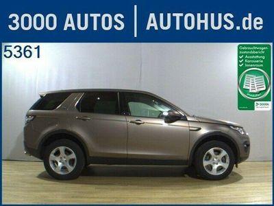gebraucht Land Rover Discovery Sport SE Navi AHK Kamera PDC Shz