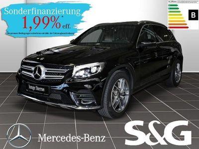 gebraucht Mercedes GLC350 d 4MATIC AMG-LINE COMAND/LED/Sitzheizung
