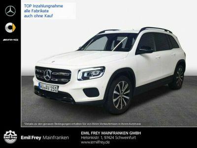 gebraucht Mercedes GLB200 d 8G Progressive*MBUX*SpiegelP*NightP*LED*
