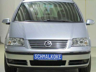 gebraucht VW Sharan 2.8V6 Sportline Special Xenon AHK Navi 2K