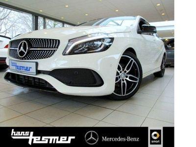 gebraucht Mercedes A180 AMG Line, Night-P, Pano-D., LED, Spiegel-P