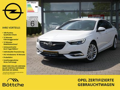 gebraucht Opel Insignia Grand Sport 1.5 Turbo Dynamic LED EURO6