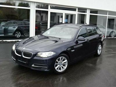 gebraucht BMW 518 Touring,LEDER,NAVI,Bi-XENON,AUTOMAT,PDC,EU6