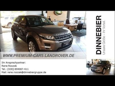 gebraucht Land Rover Range Rover evoque TD4 110 kW | Teltow Gebrauchtwagen, bei Autohaus Dinnebier GmbH