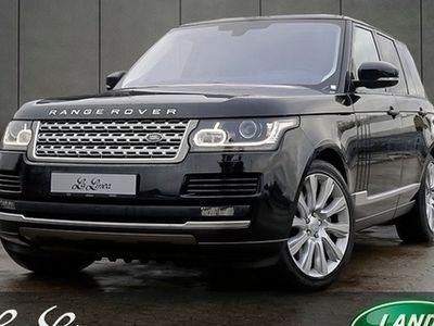 gebraucht Land Rover Range Rover 4.4 SDV8 (LG) Euro6 AHK Glasdach HeadUp