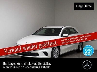 gebraucht Mercedes A200 Progressive Navi Premium LED Spurhalt-Ass