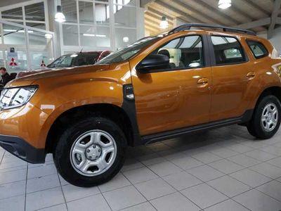 gebraucht Dacia Duster TCe 130 4WD Comfort TEMPO/KLIMA