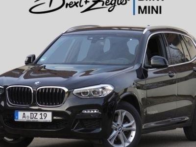 gebraucht BMW X3 20d M Sport Navi LED Head-Up HiFi DAB