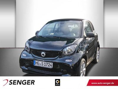 gebraucht Smart ForTwo Coupé 66kw turbo Passion Cool & Audio