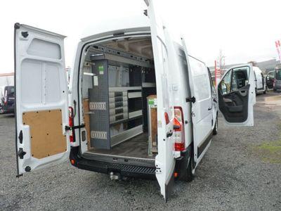 gebraucht Opel Movano 2,3 CDTI VA L2H3 Werkstatt Klima AHK PDC