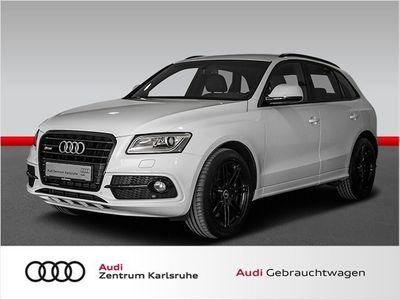gebraucht Audi SQ5 3.0 TDI competition quattro tiptronic Navi